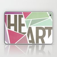 BROKEN HEART  Laptop & iPad Skin