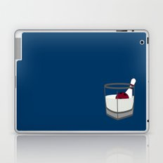 Hey, careful, man, there's a beverage here!  Laptop & iPad Skin