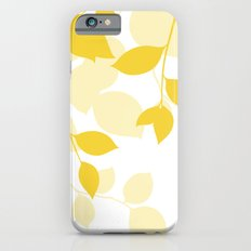 Spring Leaves iPhone 6 Slim Case