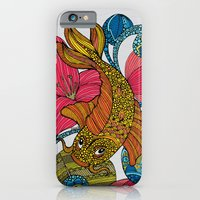iPhone & iPod Case featuring Koi Palloi by Valentina Harper