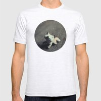 Fox Mens Fitted Tee Ash Grey SMALL