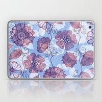 Flower Flow Laptop & iPad Skin