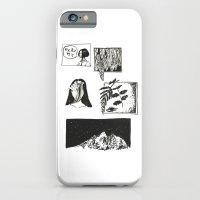 Comic Strip iPhone 6 Slim Case