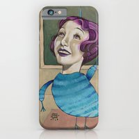 iPhone & iPod Case featuring RAISE YOUR HAND by busymockingbird