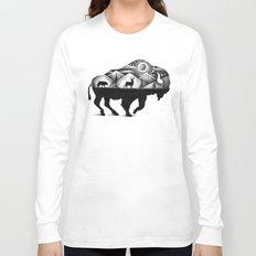 YELLOWSTONE Long Sleeve T-shirt