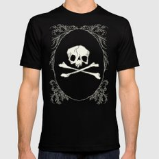 Poison Mens Fitted Tee Black SMALL