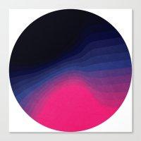 Plot Twist Canvas Print