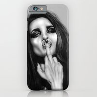 iPhone & iPod Case featuring + The Bird is Back + by Sandra Jawad