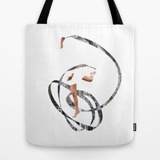 just dancing Tote Bag