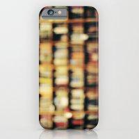 Book Bokeh iPhone 6 Slim Case