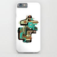 Dimensional Beings II iPhone 6 Slim Case