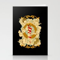 XXI The Universe Stationery Cards