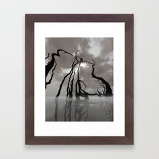 Outrooter Framed Art Print