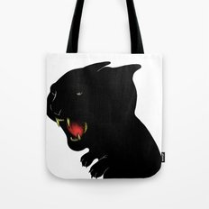 THE BLACK PANTHER Tote Bag