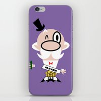 Mayor of Townsville - Powerpuff Girls iPhone & iPod Skin
