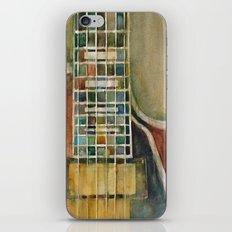 Gibson Electric Guitar iPhone & iPod Skin