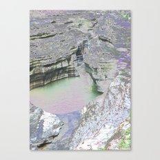 Chromascape 8 (Watkins Glen) Canvas Print