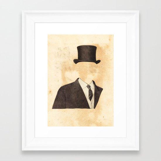 DaDa Framed Art Print
