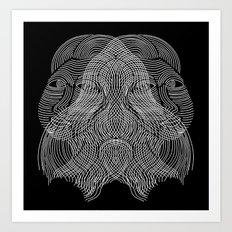 Inner Line Art Print