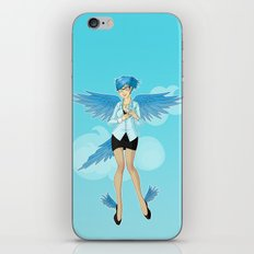Twitter Mascot iPhone & iPod Skin