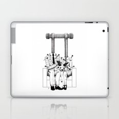 Love (one hand to caress and the other one to hurt) Laptop & iPad Skin