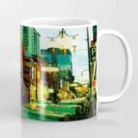 Chinatown Colour Mug