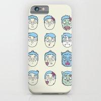 Monster Mash Up iPhone 6 Slim Case