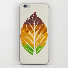 Leaf Cycle iPhone & iPod Skin