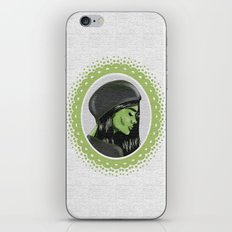 Elphaba iPhone & iPod Skin