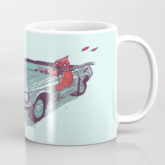 Fear of Flying Mug