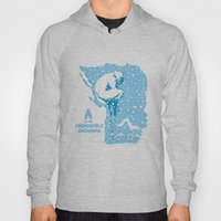 A is for Abominable Snowman Hoody