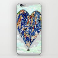FURRY LOVE iPhone & iPod Skin