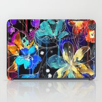 Lost In Botanica II iPad Case