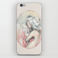 14/02 : Love is a hate and a lie iPhone & iPod Skin
