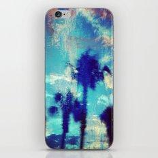 Underwater Palms iPhone & iPod Skin