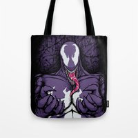 I'm gonna tear you apart! Tote Bag