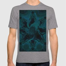 X-Ray  Mens Fitted Tee Athletic Grey SMALL