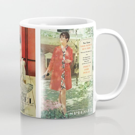 1969 - Spring SUmmer Catalog Cover Mug