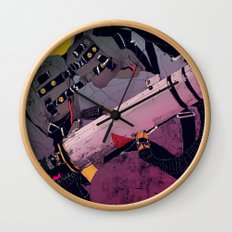 Ghostbusters 2 Wall Clock