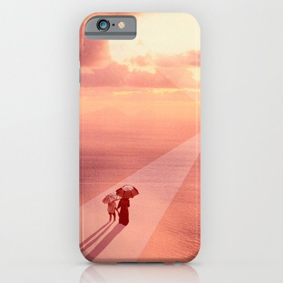 Sunset Waters iPhone & iPod Case
