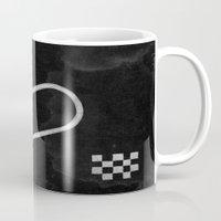 Race Symbols Mug