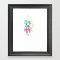 Ada 1 Framed Art Print