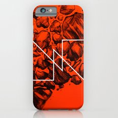 Old School Rocks (Orange Rock Version) Slim Case iPhone 6s