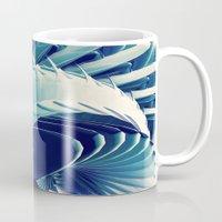 Space Abstract  Mug