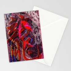 Neon Encyclopedia Stationery Cards