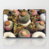 oriental food iPad Case