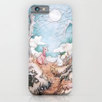The Tale of Cat and Fawn iPhone 6 Slim Case