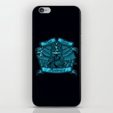 Black Magic Academy iPhone & iPod Skin
