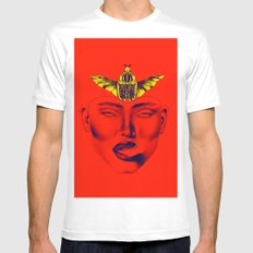 SJWR SMALL Mens Fitted Tee White