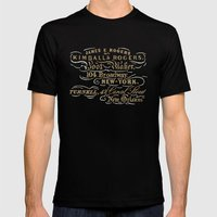 Kimball & Rogers Boot Blackers Mens Fitted Tee Black SMALL